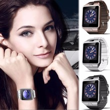Touch Screen Bluetooth Smart Watch With Camera Best Digital Phone Smartwatch For Samsung iphone Android IOS Smat Watch For Women(China)
