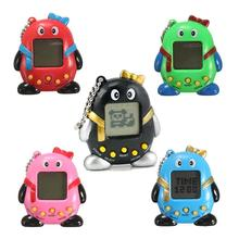 HOT Classic Retro Tiny Virtual 168 Pets In 1 Cyber Pet Animals Game Toy Like Tamagotchi Gift High Quality Professional New Gift