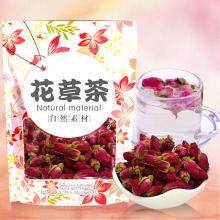 2017  New Rose bud tea,health care Fragrant Flower Teas, chinsse  fragrance dried rose buds skin food Free Shipping