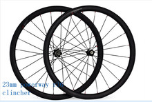 free shipping carbo wheels 38mm UD matte poweway R36 ceramics clincher wheel width 23mm road bicycle wheels 700C bicycle wheel