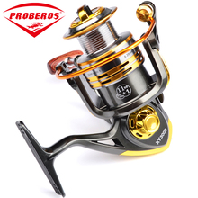 Top Fishing Reels One Way 12BB Ball Bearings Spinning Reel 5.1:1 Left Right Hand Interchangeable Spinning Reel