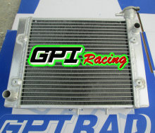 ATV ALUMINUM RADIATOR FOR CAN-AM/CANAM OUTLANDER 500/650/800 06-14 13 2014 07 08 09