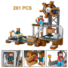 Buy Qunlong 0515 World Mine Building Blocks Toy Compatible Legoe Minecrafted Building Bricks City Educational Toys Children for $13.10 in AliExpress store