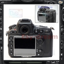Hard LCD Monitor Cover Screen Protector FOR Nikon D800 D800E D810 as BM-12 BM12 PB056