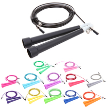 Jump Rope Crossfit Professional Training Adjustable Cable High Speed Skipping Speed Rope For Fitness Sports Exercises