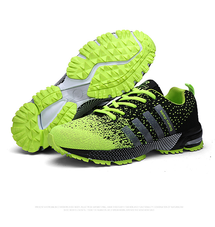 Whoholl Running Shoes Men 17 Outdoor Mesh Light Shoes Jogging Sneakers Athletics Women Lovers Sport Shoes Chaussures Zapatos 8