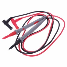 1 Pair 20A Probe Test Leads for Multimeter Wire Pen Cable Univeral Probe Digital Multimeter IC Components Tester 1000V Max(China)