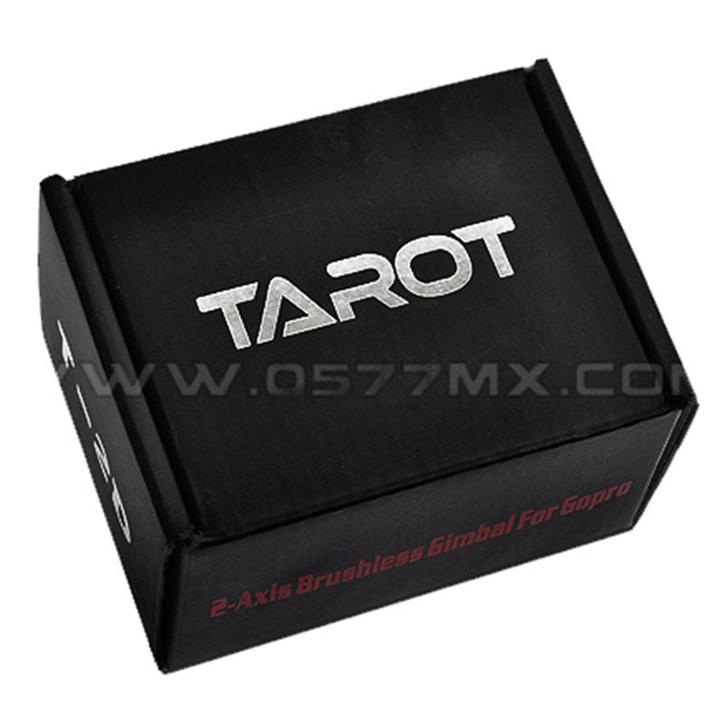 Tarot T-2D Brushless Gimbal Gopro 3 Aerial Photography TL68A08 Brushless Camera Gimbal