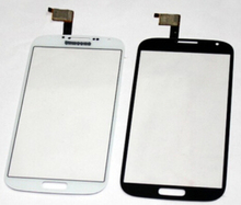 New Digitizer For EFOX SMART E4 MTK6589 S4 touch screen Touch panel Digitizer Glass Sensor Replacement Free Ship(China)