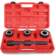 Car Steering Rack Knuckle Tie Track Rod End Inner Ball Joint Removal Set ST0206