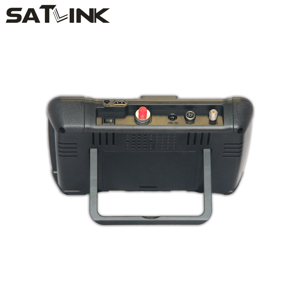 SATLINK WS-6980 COMBO FINDER METER 2