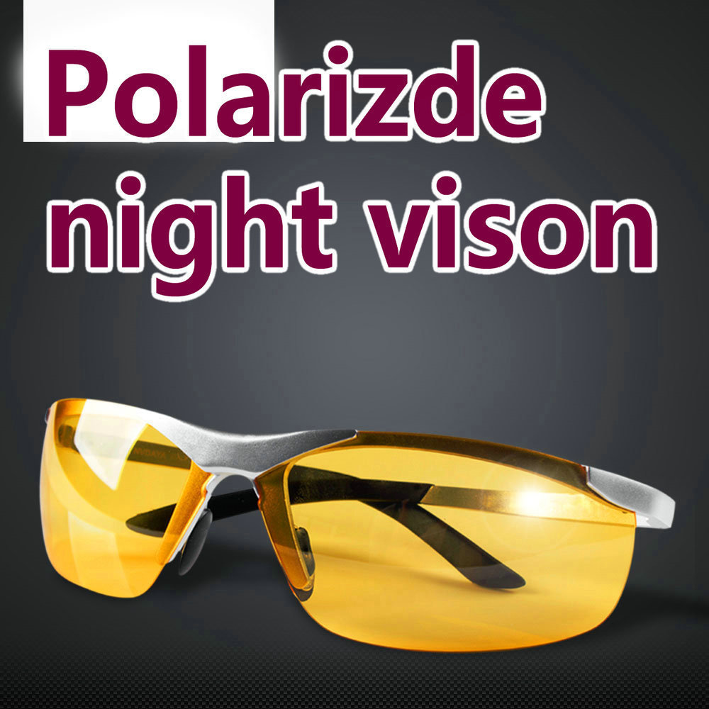 Night vision goggles special glasses driving glasses polarized sunglasses driving mirror light<br><br>Aliexpress