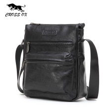 CROSS OX 2017 New Arrival Men's Shoulder Bag iPad Bags For Men Portfolio Messenger Bag Business Casual Travel Bags SL388M