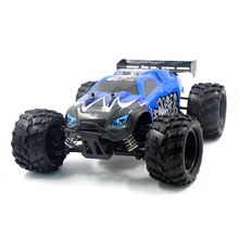 EBOYU(TM) G18-1 2.4Ghz 4WD High Speed 1:18 RC Car High-speed Monster Truck RC Racing Car Fast Race Buggy Hobby RC Car(China)