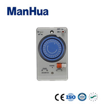 Manhua 1 Circuit 220VAC 1500W Single Machine Single Input MT178 Mechanical Timer Switch 16A Timer Relay fof Home and Factory(China)