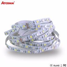 RGBW 5050 LED Strip 60 LEDs/M RGB+Warm White High Quality LED Strip Light For Home TV Backgroud Indoor Decoration  5 Meters/Roll