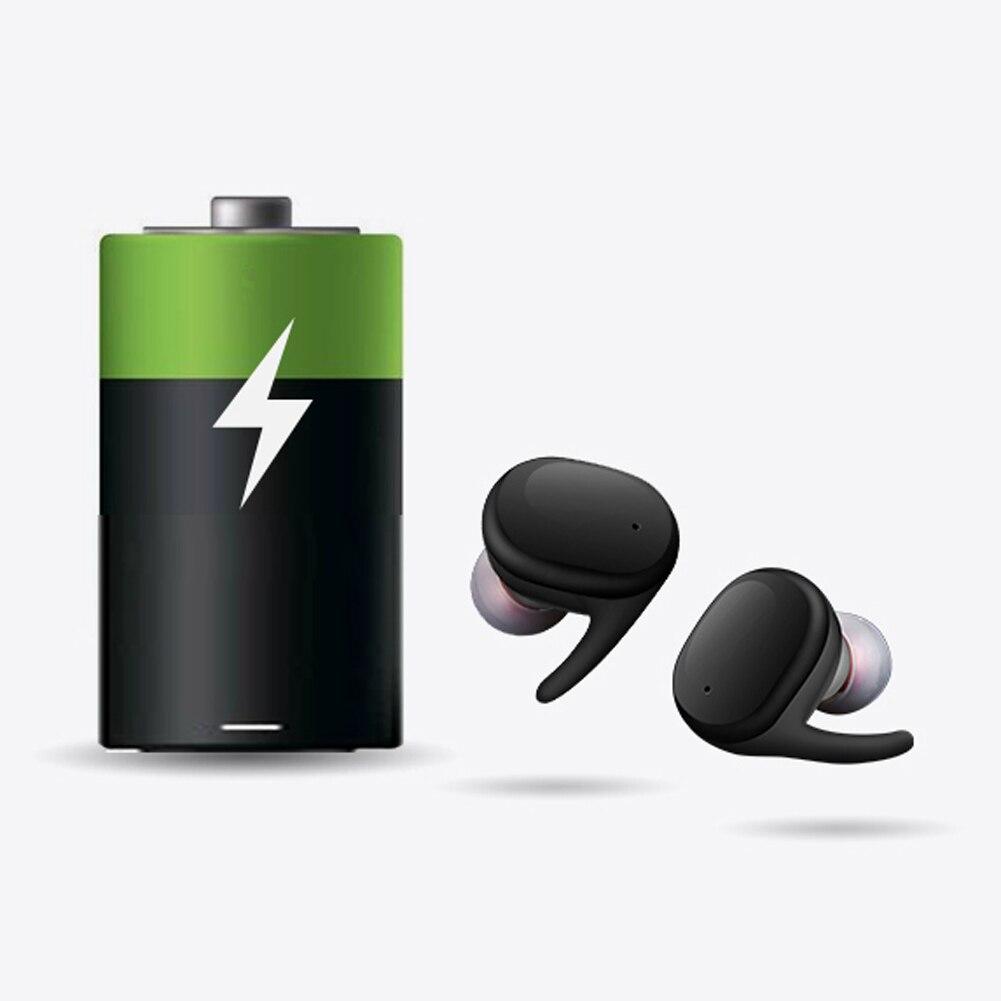 Portable Waterproof Bluetooth Earphone Wireless Earbuds TWS Mini Bluetooth Earphone Earpiece