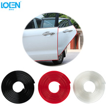 5M Car sticker car Door Safety Protector Anti-collision rubbing strip Car styling for toyota vw ford audi bmw Chevrolet kia all(China)