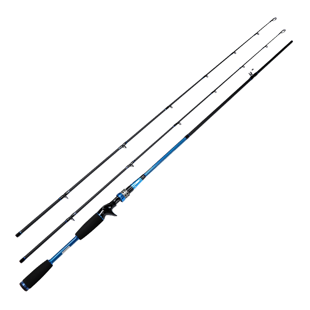 [Cheap,Close Out] 2.1M Lure Fishing Rod Baitcasting Rod Lure Weight 7-25g  Line 5-25lb Fishing Tackle <br>