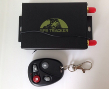 Real time tracking of GPS / GSM positioning terminal for tk105b portable vehicle tracking system