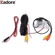 Buy Mitsubishi Lancer 2006 2007 2008 2009-2014 CCD Auto Rearview Rear View Parking Reversing Backup LED Camera Car Accessories for $13.52 in AliExpress store
