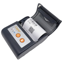 58mm Bluetooth portable printer Thermal receipt Mobile phone Printer