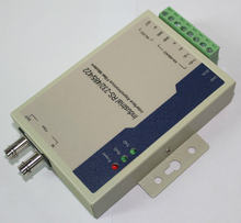 Industrial 3-in-1 RS-232/485/422 RS232 Digital Optical MODEM, Serial to Fiber Converter Single-mode FC/SC/ST 40KM(China)