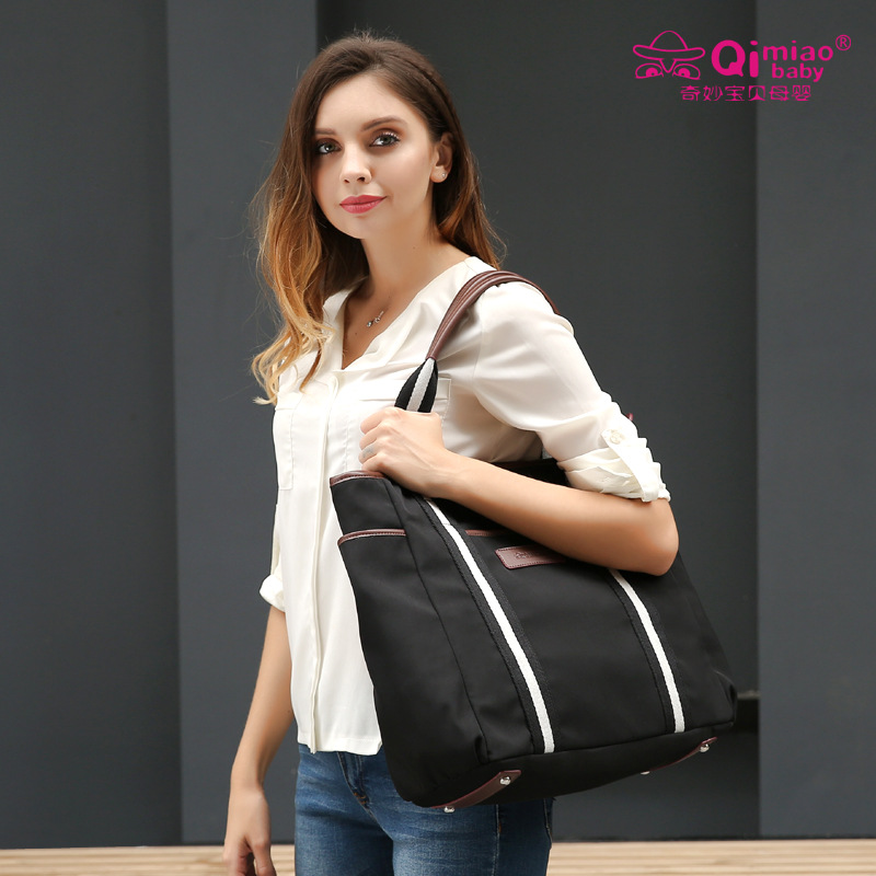 Qiaomiaobaobei Baby Bags Messenger Large Diaper Bag Organizer Nappy Bags For Mom Fashion Mother Maternity Bag Hobos Tote <br>