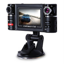 "Original Auto 2.7"" LCD HD 1080P Dual Lens Car DVR Rear View Vedio Camera Recorder Dash Cam Sports Action Video Cameras"