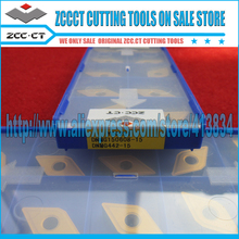 Free Shipping 50 units DNMG150608-15 YBC251 DNMG150608 DNMG ZCC.CT Cemented Carbide CNC Turning tool part cutting inserts(China)