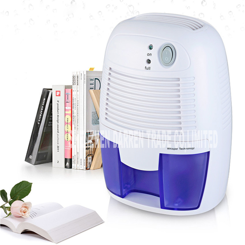 New Mini Household Dehumidifier XROW-600A Warehouse Indoor Wardrobe Dehumidifier Dormitory Dry Mute to Wet Moisture Absorption<br>