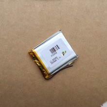 3.7V 2000mAh 505060 Li-Po Lithium Polymer Rechargeable Battery For PAD GPS PSP DIY Vedio Game Tablet PC Power Bank E-Book