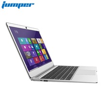 Jumper Original 14 Inch Dual Core Ultrathin Laptop HD 8G+128G SSD Notebook for Intel 7th Generation Windows 10 Running Fast