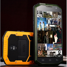 Sale Original Guophone H8 5.0 Inch Waterproof Phone MTK6572 Dual Core 512M RAM 4G ROM Upgrade H5 Outdoor GPS 3G Mobile Phone