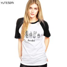 Buy Harajuku Kawaii T-shirt Women Pot Flower T shirt Women summer Tops Tee cotton Shirt Femme Woman clothing high blusa for $10.43 in AliExpress store