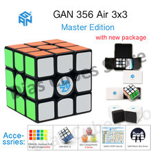 Gan 356 air master/advance/Gan air UM/Gan AirS/Gan AirSM Magnetic with Stickers+bag+adjustment tool Kids toys/baby toys(China)