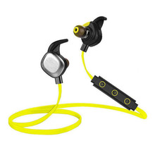 Morul U5 Plus Waterproof Bluetooth Wireless NFC Sport Headset Earphone IPX7