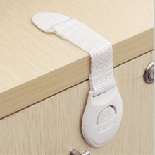 10pcs/lot Drawer Baby Safety Lock Children Safety Products Child Lock Drawers Door Wardrobe Baby Lock Baby Security Lock