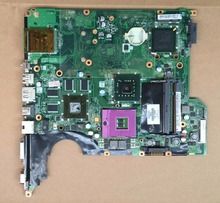 Free Shipping Laptop Motherboard For HP DV5 Series 504641-001 482870-001 PM45 NVIDIA G96-630-C1 Mother board