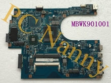 MBWK901001 48.4HN01.01N For Gateway NV79C Series Intel Laptop Motherboard s989 hm55 -- tested