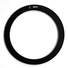 "Zomei holder adapter ring 67mm 72mm 77mm 82mm 86mm 95mm for Cokin Z 4X4"" 4X5.65 4x6 filter holder"