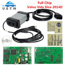 Multi-Language for Volvo vida dice 2014D Full Chip Diagnostic Tool Firmware Update Diagnosis Vida Dice 2014D high quality(China)