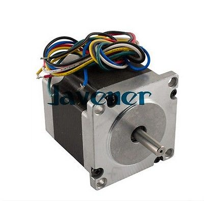 HSTM57 Stepping Motor DC Two-Phase Angle 1.8/1A/5.7V/6 Wires/Single Shaft<br><br>Aliexpress