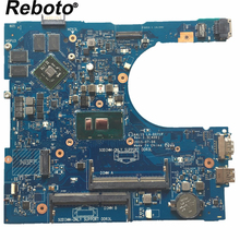 Reboto FOR DELL 5559 Laptop Motherboard AAL15 LA-D071P With SR2EY i5-6200 CPU R5 M335 2GB DDR3L Mainboard 100% Tested Fast Ship(China)