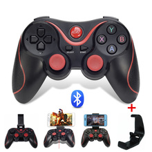 S3 Wireless Bluetooth Game controller Bluetooth Joystick Sem Fio Phone Gamepad  for Android  Pad Tablet PC TV BOX Phone