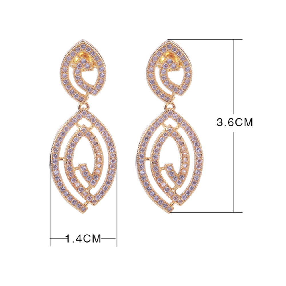Design Drop earrings (10)