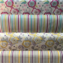 1.45M width *1M length,sofa fabric pillow cushion set or table chair cloth cover fabrics 177