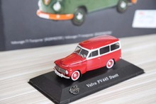 A TLAS 1:43 volvo pv445 duett boutique alloy car toys for children kids toys Model Original package freeshipping(China)