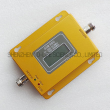 70dB LCD  2G 3G 4G LTE UMTS GSM 900MHz Mobile Repeater Signal Booster