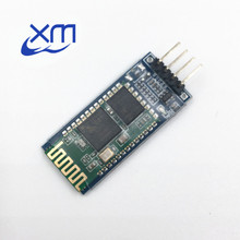 Free shipping! HC06 HC-06 Wireless Serial 4 Pin Bluetooth RF Transceiver Module RS232 TTL  bluetooth module